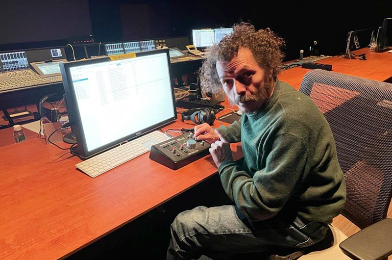 Ingenieros de sonido mexicanos nominados al Óscar: