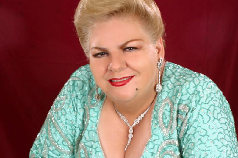 Paquita la del Barrio recibirá el premio a trayectoria artística de Billboard