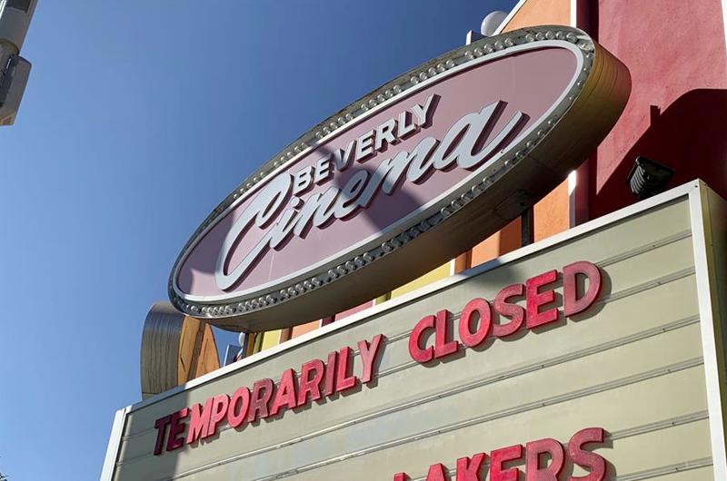Los cines vacíos de hoy, ¿el adiós a las salas de mañana?