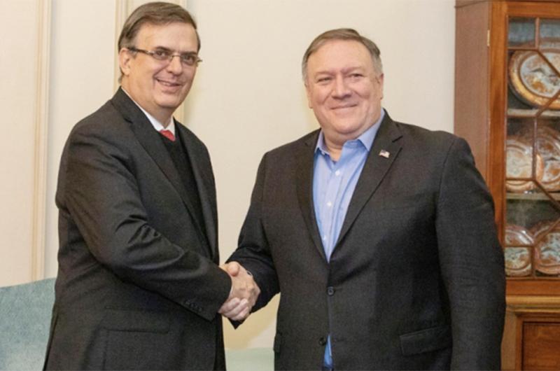 Ebrard anuncia que México buscará relación de respeto mutuo con EUA