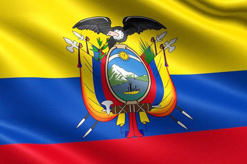 Los ecuatorianos del valle están apesadumbrados por su país