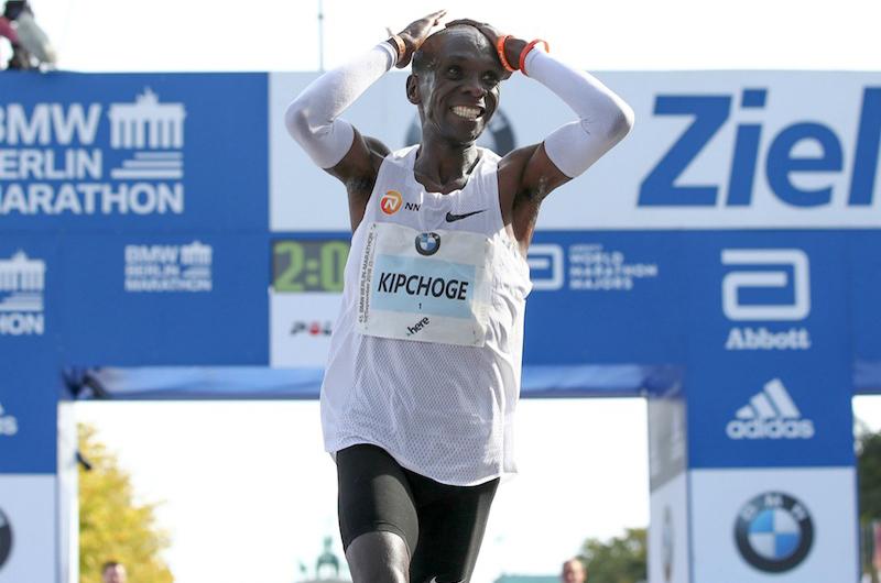 Eliud Kipchoge defenderá medalla de oro en JO Tokio 2020