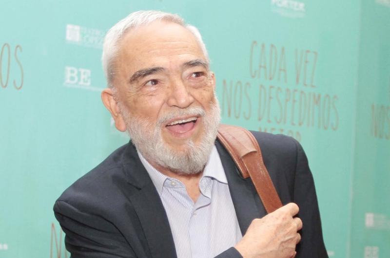 Alejandro Luna recibirá un homenaje en Bellas Artes