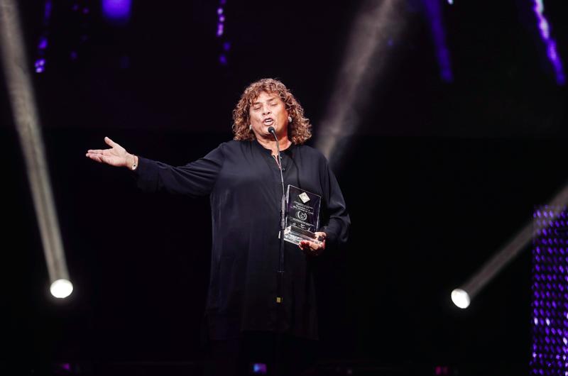 Lora y Manzanero amenizan 15 entrega de Premios Trayectoria SACM