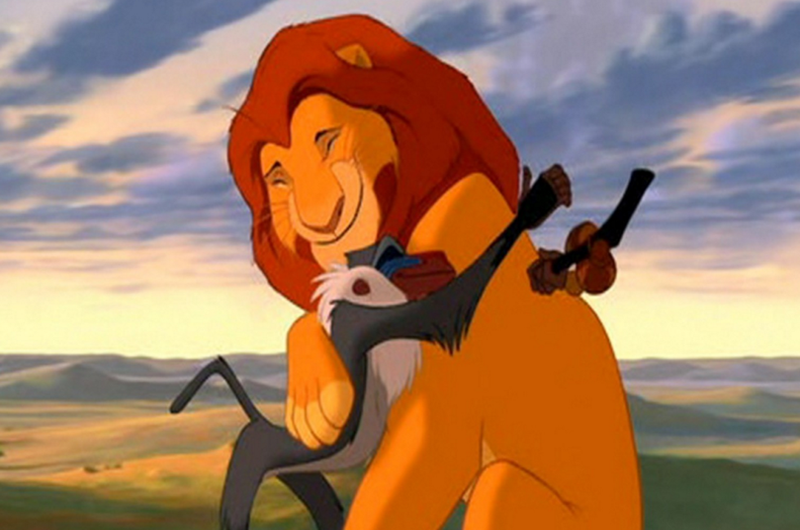 """Difunden otro adelanto de """"El rey león"""", la cinta de Disney"""