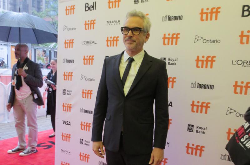 Toronto se rinde al talento del cineasta mexicano Alfonso Cuarón