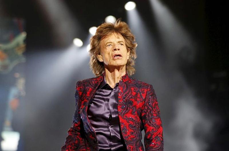 Mick Jagger se pronuncia contra el racismo y se une a Black out Tuestday