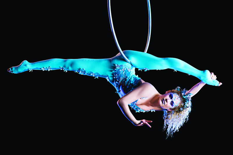 Homenaje del Cirque du Soleil a México, llega a la televisión