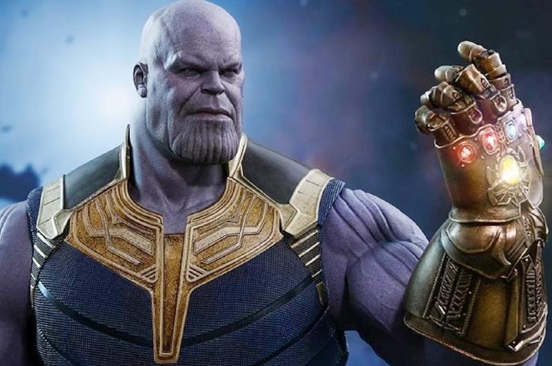 Thanos hace su aparición en el nuevo trailer de Vengadores End Game