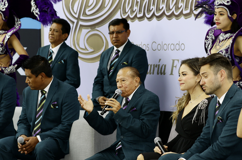 Sonora Santanera de Carlos Colorado celebra 67 años de su fundación