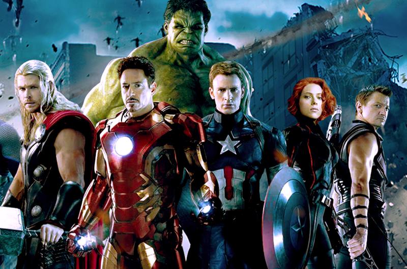 "Marvel lanza tráiler de ""Avengers 4 Endgame"""