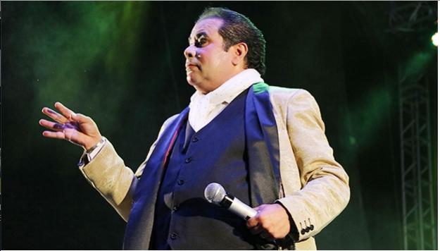 La sombra de Juan Gabriel aparece en Plaza de Armas