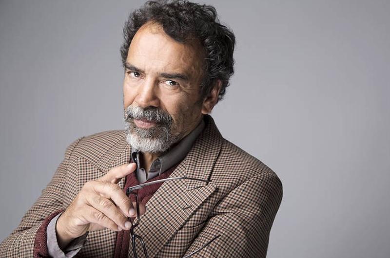 """Damián Alcázar hablará con la verdad en la serie """"Tinta roja"""""""