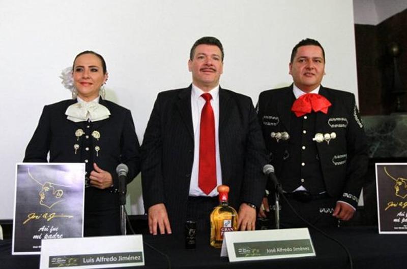 Vuelve a Colombia espectáculo que aborda la vida de José Alfredo Jiménez