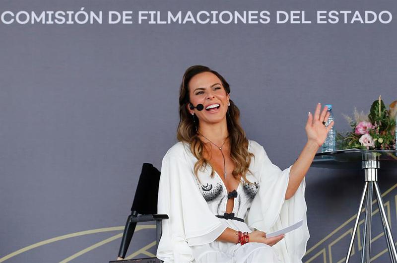 Artistas latinos retrocedieron en EEUU durante Trump, dice Kate del Castillo