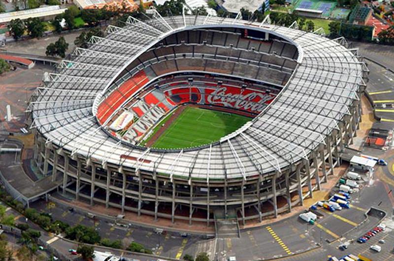 El Azteca, primer estadio en recibir tres inauguraciones de Mundiales
