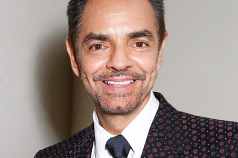Actor Eugenio Derbez celebra que Hollywood apoye a latinos