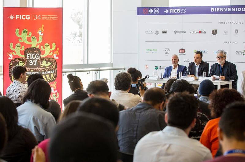 TV UNAM con tres coproducciones en Festival de Guadalajara