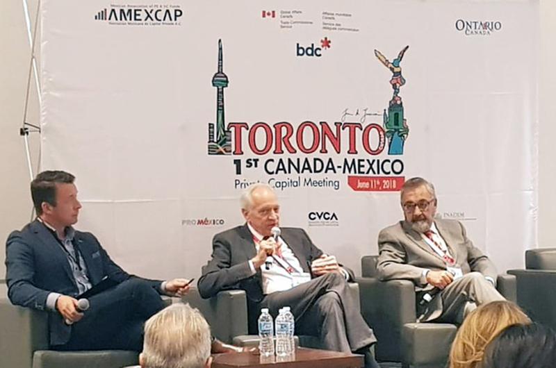 Realizan primer foro de Capital Privado México-Canadá