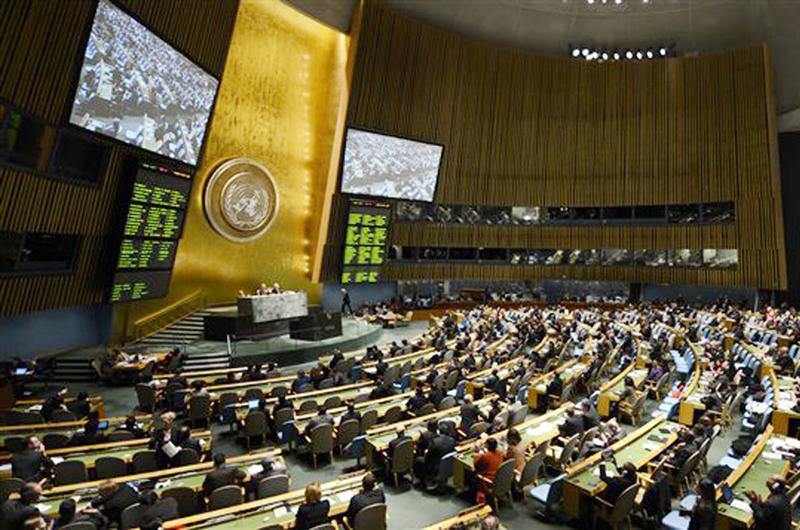 La ONU adopta histórico  Pacto Mundial para la Migración