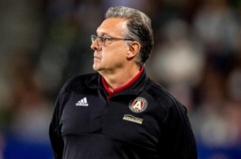 """Argentino Gerardo Martino fue presentado como nuevo técnico del """"Tri"""""""