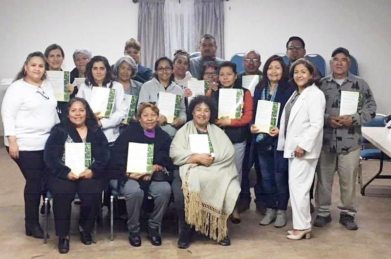 Unos 20 graduados en talleres de salud organizados por 'Visión y compromiso'