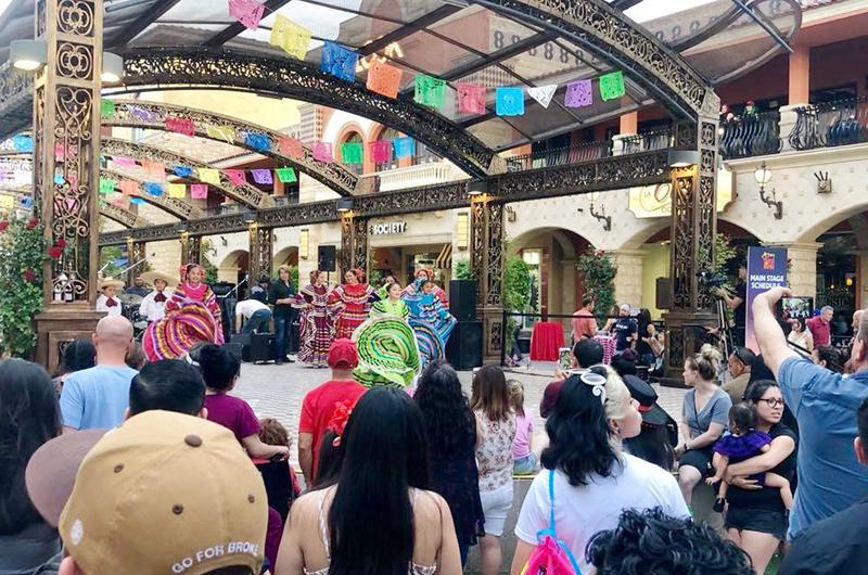 Centroamericanos resaltan talento del 'Grupo Folklórico Libertad de LV'