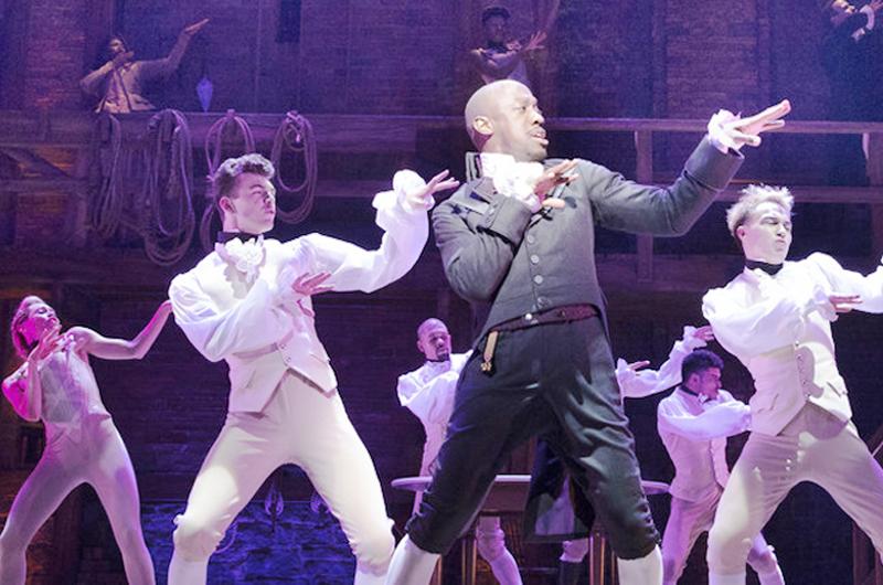"""El musical """"Hamilton"""" se convierte en película"""
