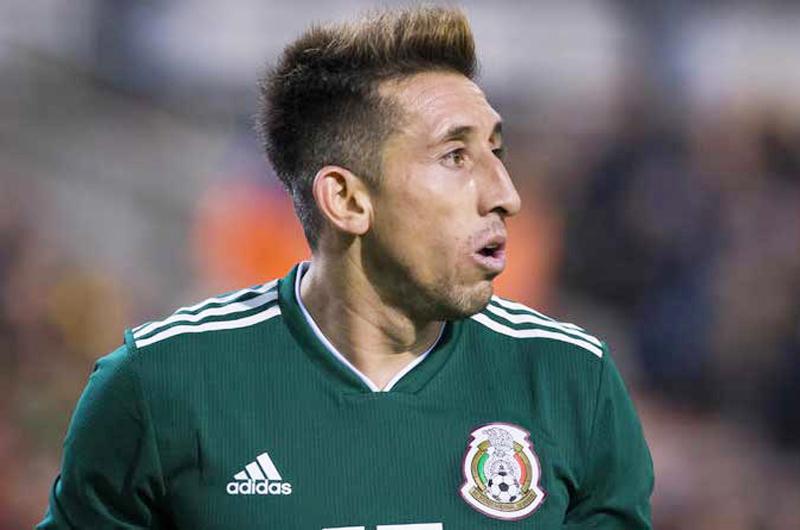 Confirma Héctor Herrera baja con selección mexicana para Copa Oro