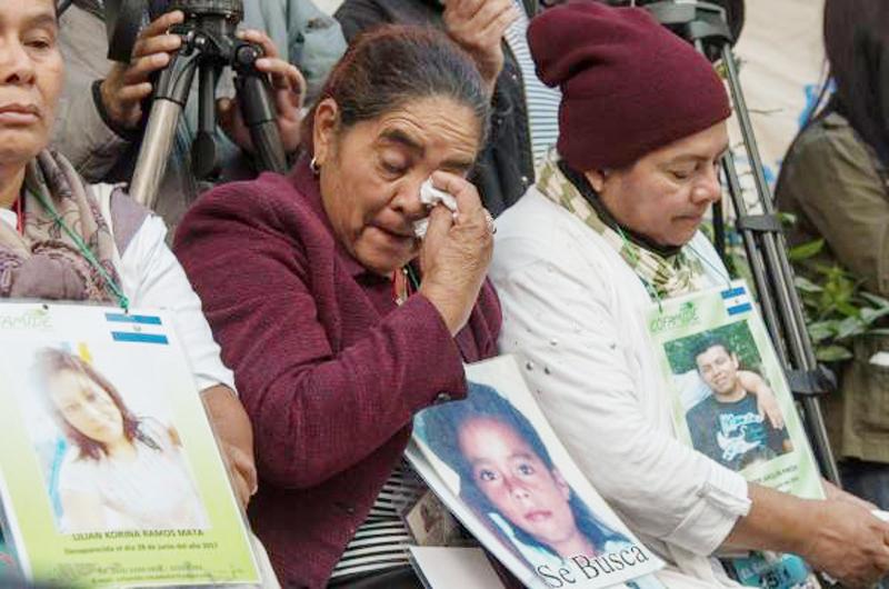 Dialogan autoridades federales y madres de migrantes desaparecidos