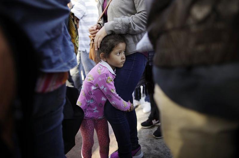 Separación de familias, parte de un plan más amplio de Trump