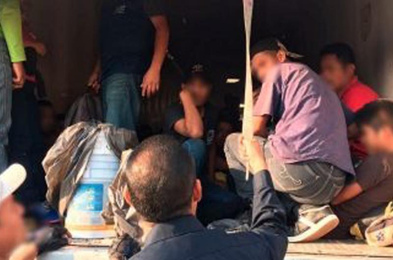 Concluye en Nuevo León apoyo a migrantes rescatados; serán repatriados
