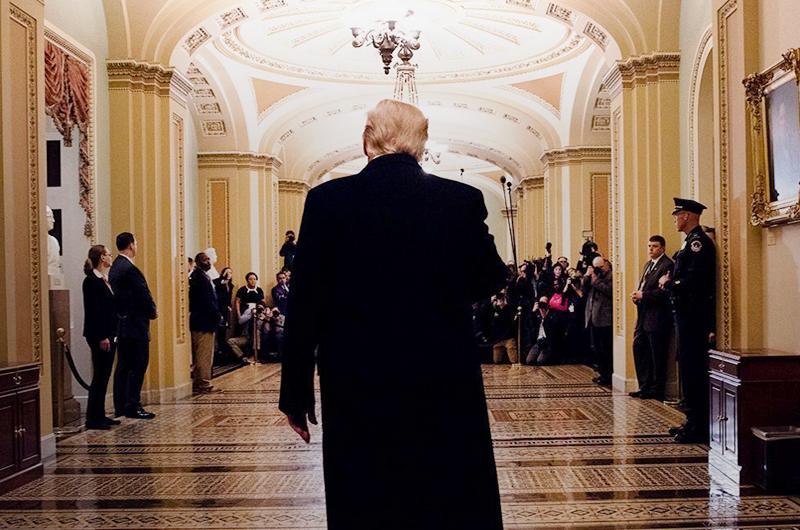 Opinión: Desactivando a Trump