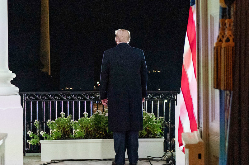 Opinión: Sin virus y sin Trump