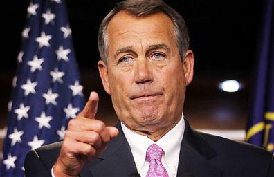 Boehner advirtió a Obama no actuar unilateralmente en migración