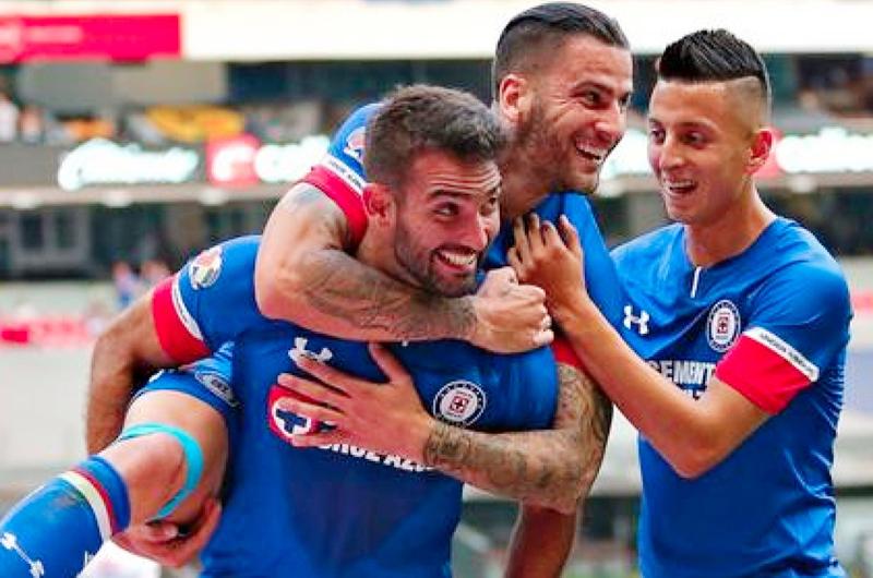 Concluye fecha 16 del Apertura 2018 con Cruz Azul como líder