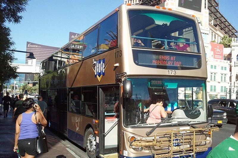Más extranjeros en Las Vegas no significan más propinas