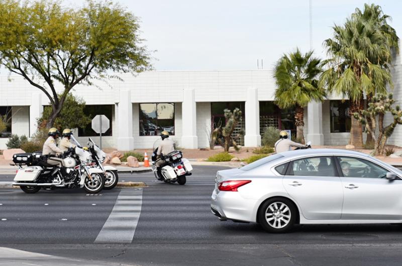 La Policía Metropolitana recibe fondos para asegurar las calles