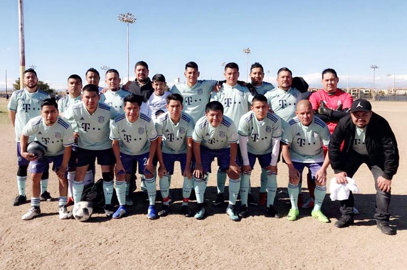 Nevada Soccer League: Conquistó Lobos de Puebla el título