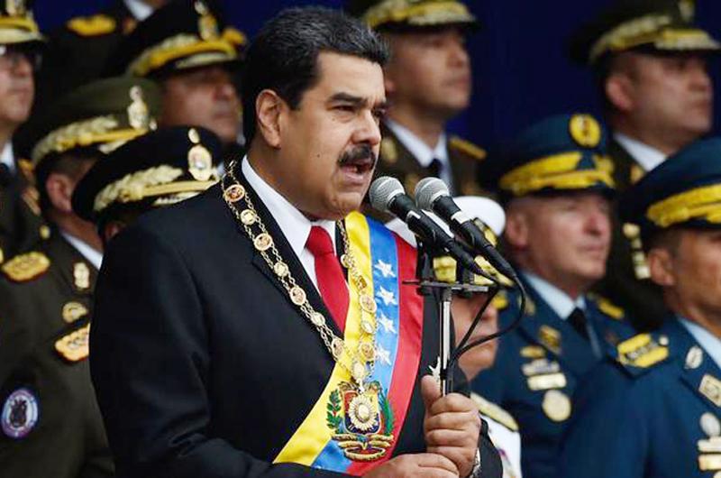 Presunto atentado contra Maduro muestra debilidad del régimen