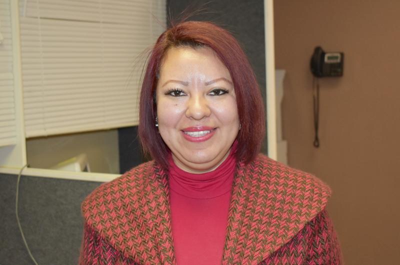 Marychuy Valadez: En Las Vegas con el corazón en Guanajuato