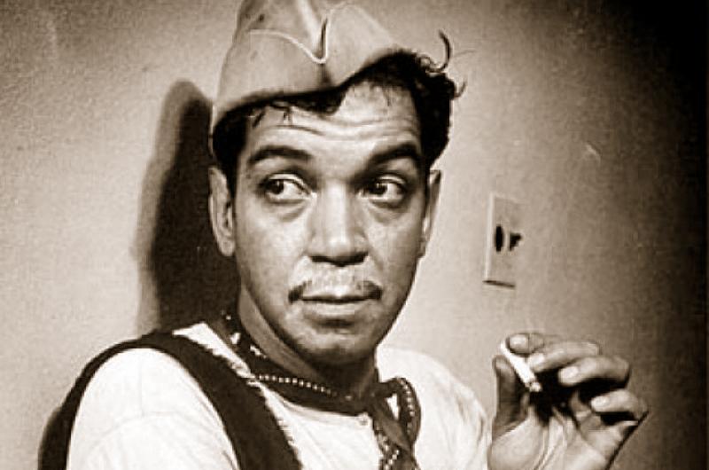 """""""Cantinflas"""" y Mario Moreno: Personaje y persona en un ser imposible de traducir"""