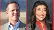 Hablaron ante hispanos candidatos para vicegobernador de Nevada