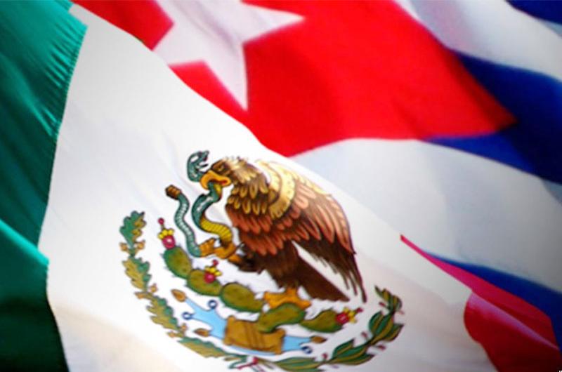 México y Cuba acuerdan canales para atender incidentes migratorios