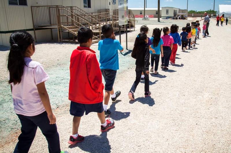 Se quintuplica a 13 mil la cifra de niños inmigrantes detenidos en EUA