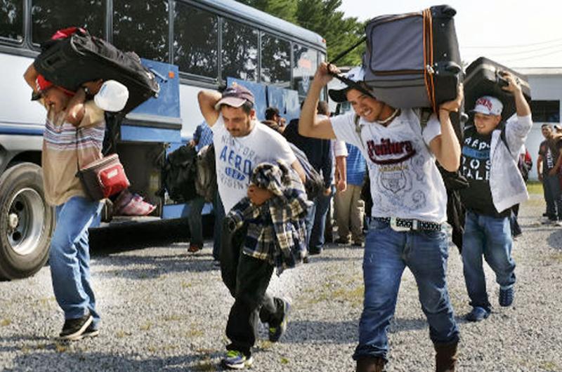 Asesorarán a más de 80 mil migrantes en su regreso a Michoacán