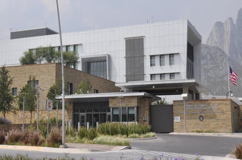 Cerrará EUA oficina de Inmigración en Monterrey; Consulado permanecerá