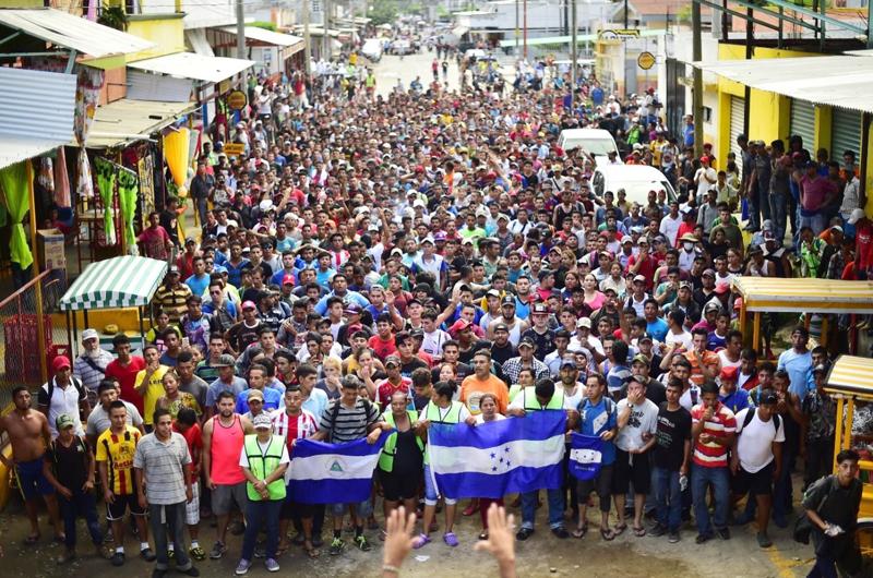 EUA y Honduras acuerdan trabajar juntos en migración ilegal