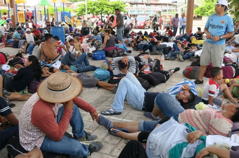 Congreso de México pide a OEA abordar políticas migratorias de EUA