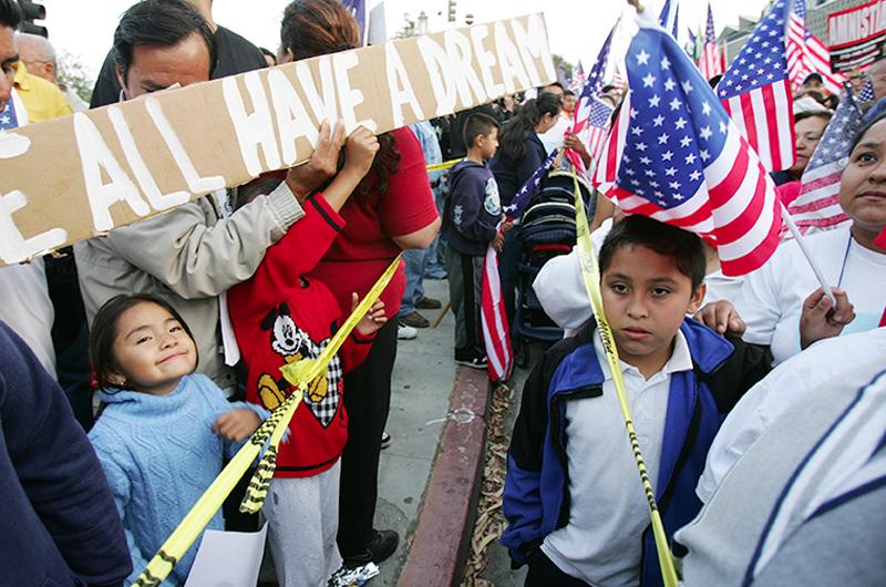 Decepciona que EUA reúna menor cifra de niños inmigrantes con sus padres